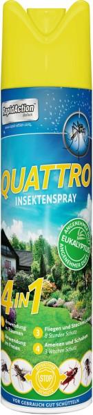 RapidAction Quattro Spray 600ml