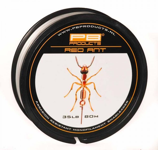 PB Products Red Ant Snagleader 35lb