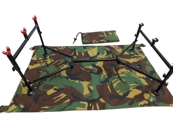 Cotswold Aquarius Camo Variform Splash Mat