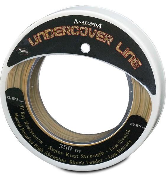 Anaconda Undercover Line 0,65mm 350m 27,85kg