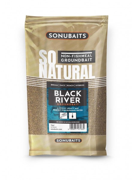 Sonubaits Supercrumb Black River (1kg)