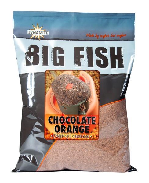 Dynamite Baits Big Fish Chocolate Orange Groundbait 1.8kg