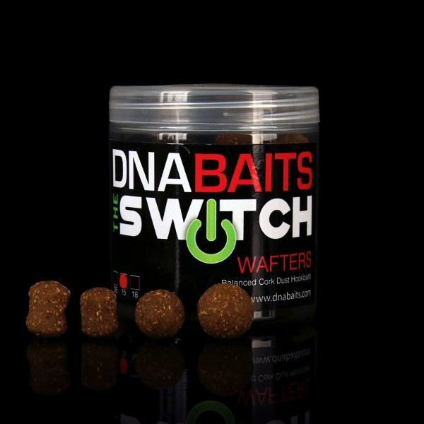 DNA Baits Corker Dumbell Wafters The Switch