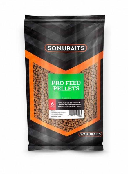 Sonubaits Pro Feed 6mm