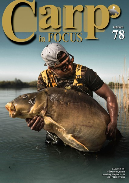 Carp in Focus Zeitschrift Ausgabe 78
