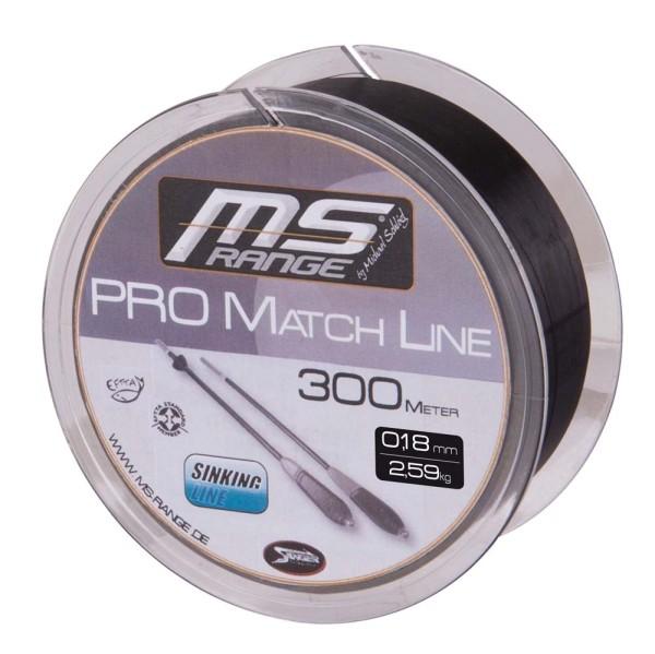 MS-Range Pro Match Line 0,15mm 2.16kg 300m