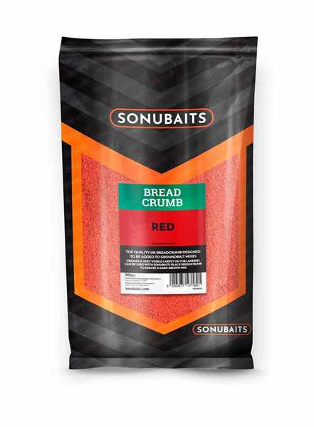 Sonubaits Fine Breadcrumb Red