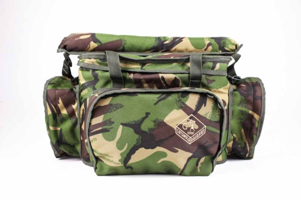 Cotswold Aquarius Camo 3 Pocket Midi Cooler Bag