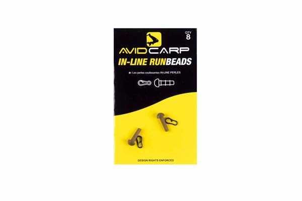 Avid Carp In-Line Run Beads