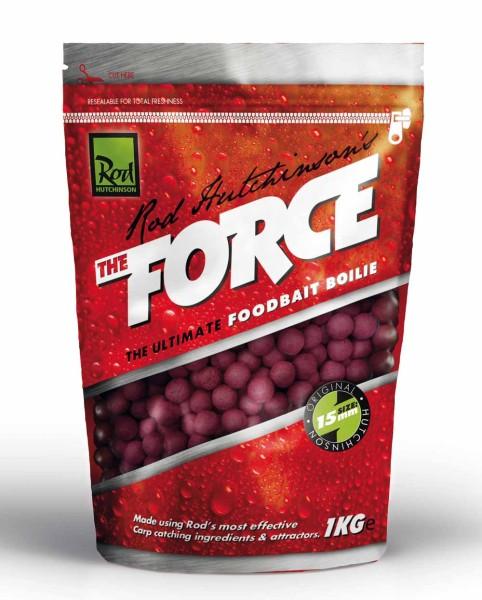 Rod Hutchinson The Force Food Bait Boilie 15mm 1kg