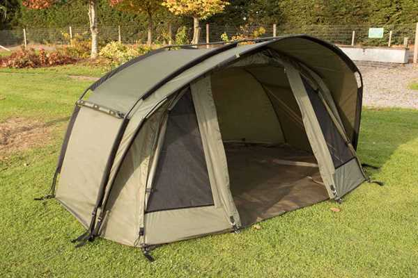 Avid Carp Base Camper Bivvy B-Ware
