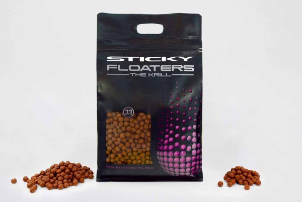Sticky Baits Floaters The Krill 3kg