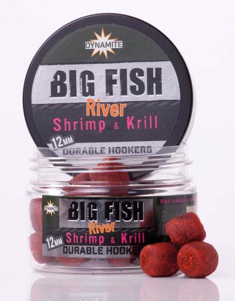 Dynamite Baits B.F.R. Durable Hookers Shrimp Krill 12mm