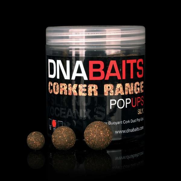 DNA Baits Corker Pop Up SLK 18mm