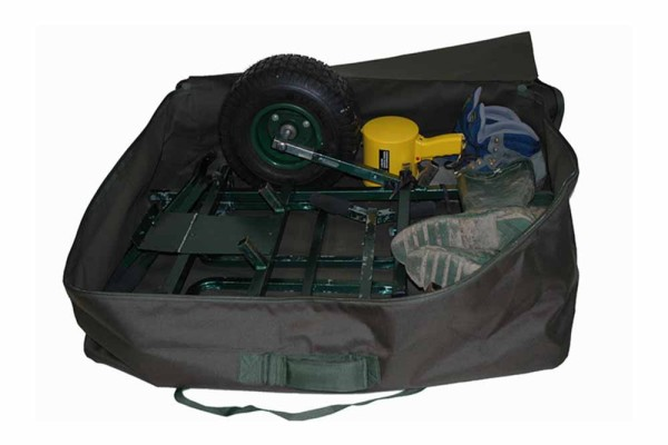 Cotswold Aquarius Green Barrow Porta Case