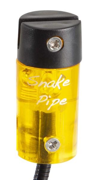 Anaconda Snake Pipe Yellow
