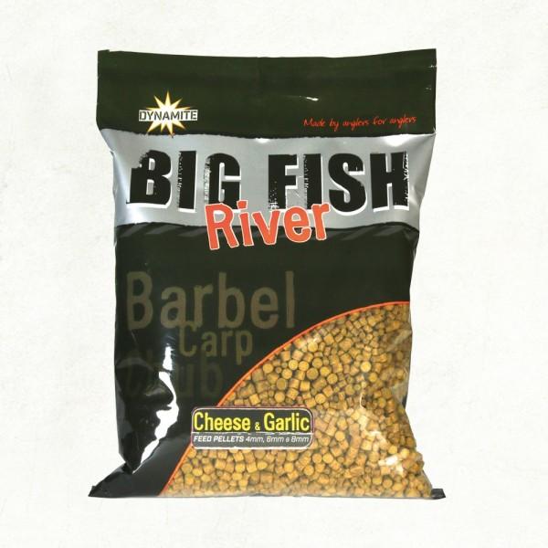 Dynamite Baits B.F.R. Feed Pellets Cheese-Garlic 1,8kg Mixed