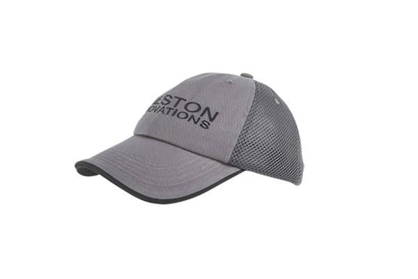 Preston Grey Mesh Cap