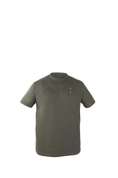 Avid Carp Green T-Shirt XXL