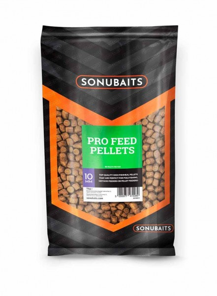 Sonubaits Pro Feed 10mm