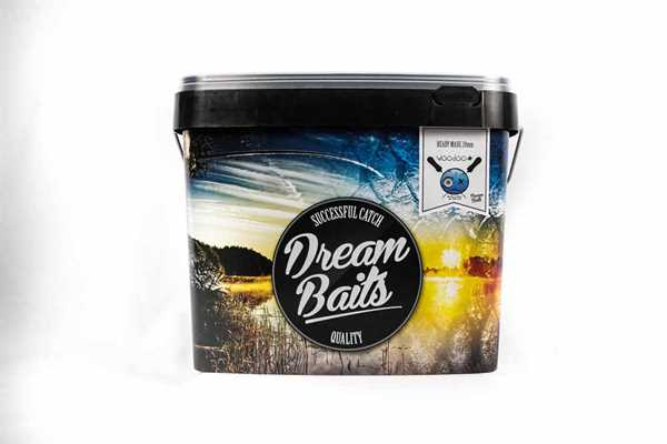 Dreambaits VooDoo + 20mm 6kg Eimer
