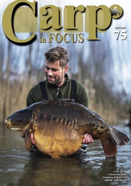 Carp in Focus Zeitschrift Ausgabe 75