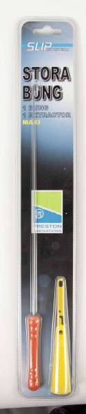 Preston Stora Bung - Maxi (Bung & Extractor Pack)