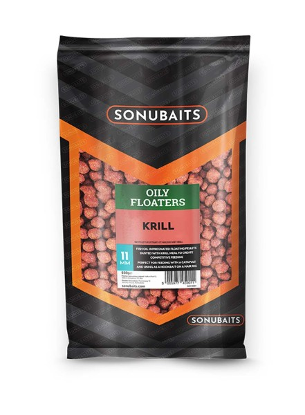 Sonubaits Oily Floaters 11mm