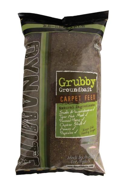 Dynamite Baits Grubby Groundbait Carpet Feed 2kg
