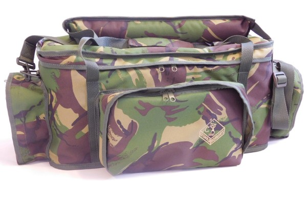 Cotswold Aquarius Camo 3 Pocket Maxi Cooler Bag