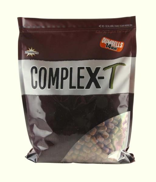 Dynamite Baits Complex-T Dumbells 14mm 1kg