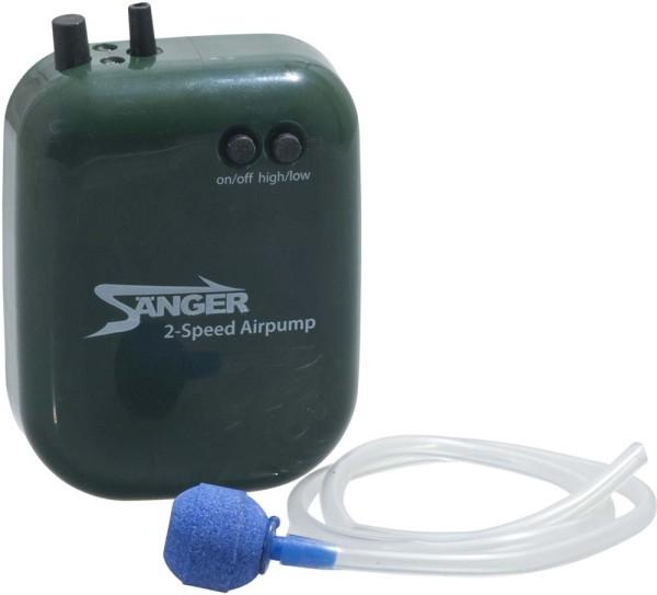 Sänger Sauerstoffpumpe 2 Gang