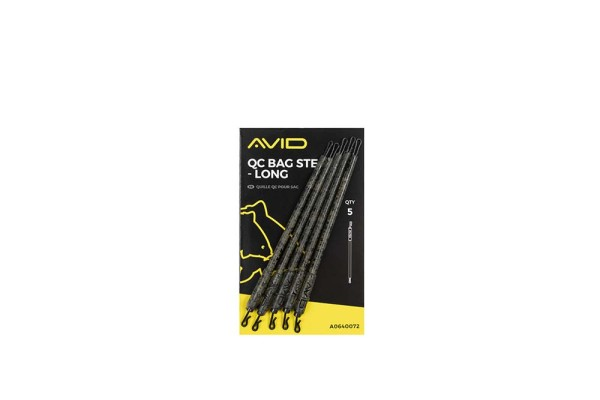 Avid Carp Qc Bag Stem- Long