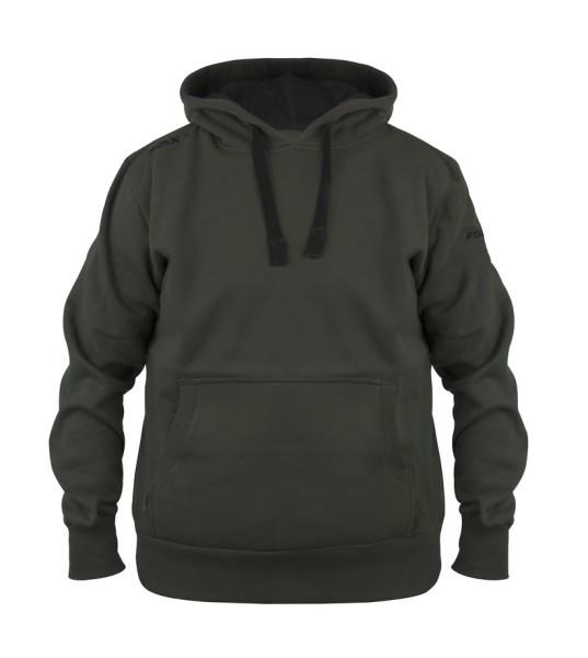 Fox Green / Black Hoodie - S