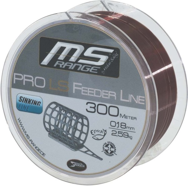 MS-Range Pro LS Feeder 0,25mm 300m