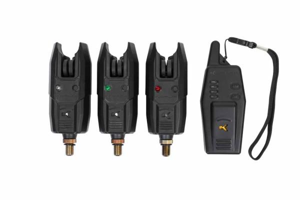 Korum KBI-R Bite Alarm + Receiver Set