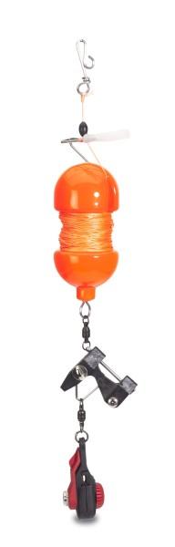 Uni Cat Tear Off Outrigger Fluo Orange