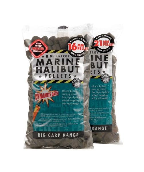 Dynamite Baits Marine Halibut Pellets 21mm 900g