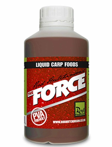 Rod Hutchinson The Force Liquid Carp Food 500ml