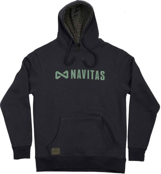 Navitas NTTH4623 CORE Hoody black Gr. L
