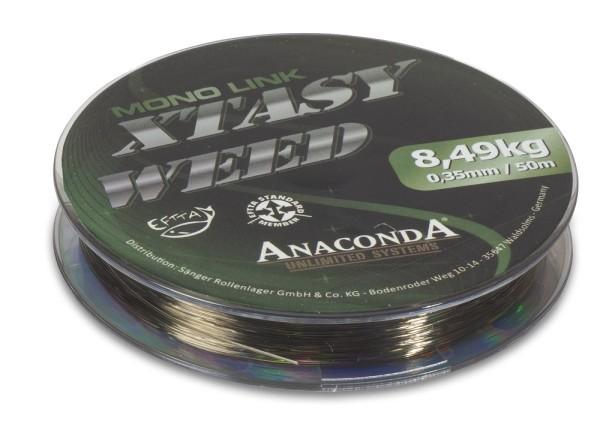 Anaconda Xtasy Weed Mono Link 50m/0,50mm/14,46kg