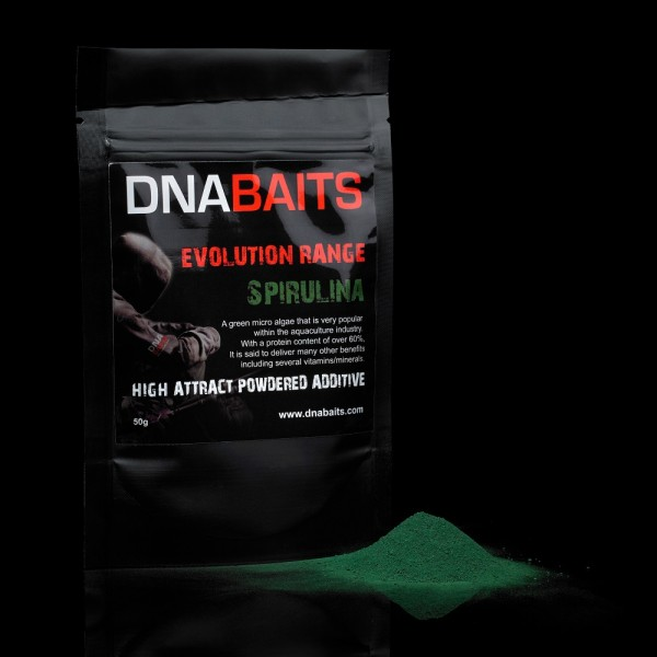 DNA Baits Evo Additives Spirulina 50g