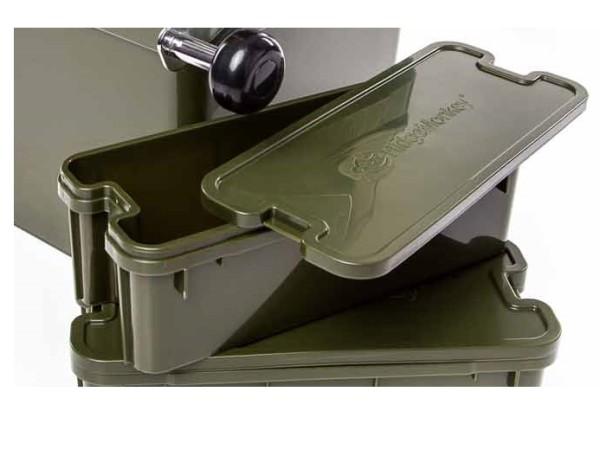 RidgeMonkey Modular Bucket Spare Tray XL - Doppelpack