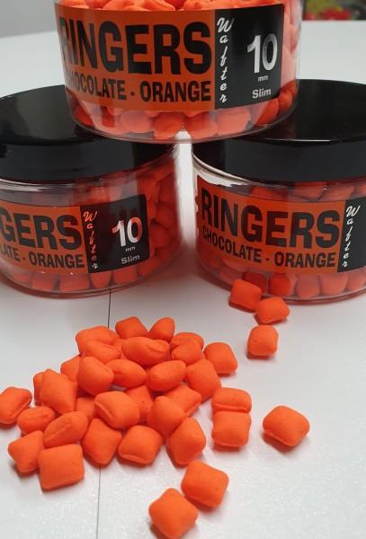 Ringers Chocolat Orange Wafter Slim 10mm 70g