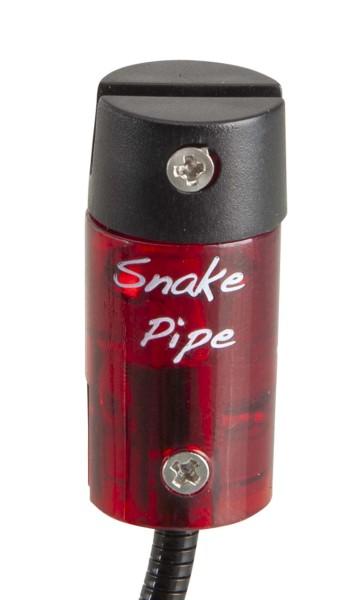 Anaconda Snake Pipe Red