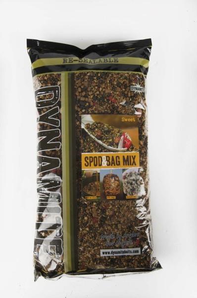 Dynamite Baits Spod Bag Mix Sweet 2kg