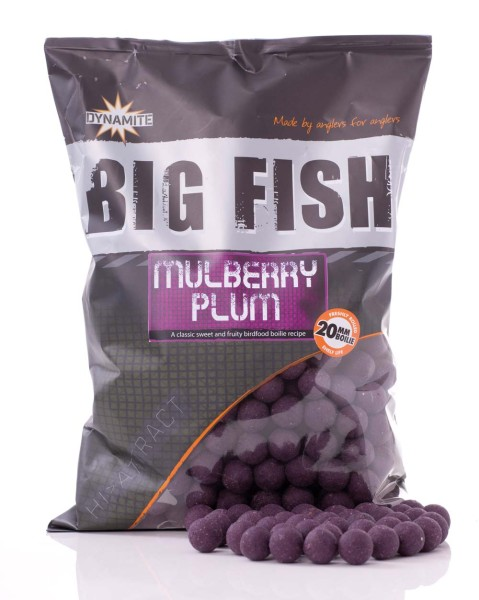 Dynamite Baits Mulberry Plum 1,8kg 20mm