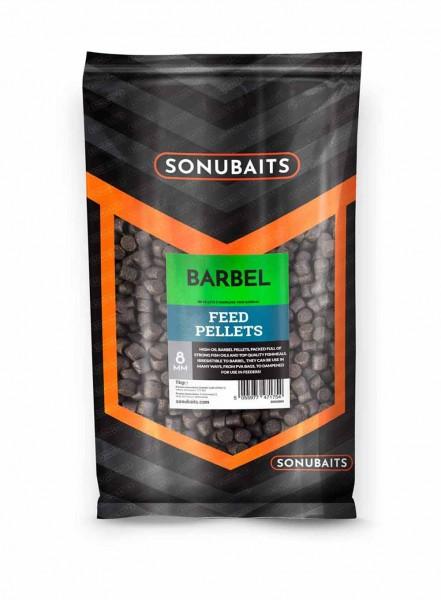 Sonubaits Barbel Feed Pellets 8mm