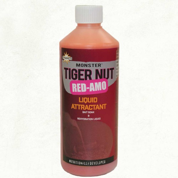 Dynamite Baits Monster Tigernut Red-Amo Liquid 500ml
