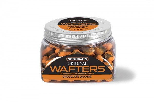 Sonubaits Ian Russell Barrel Wafters Chocolate Orange